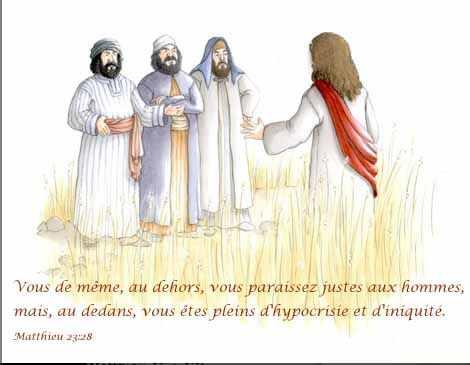 La joie de l'Évangile/Citation/93<>97 Pharisien